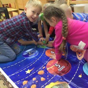 игра изучение планет
