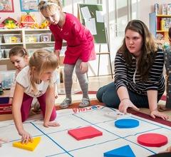 Всероссийский конкурс «Академия детей и родителей VAY TOY: играю, двигаюсь, учусь – 2017»
