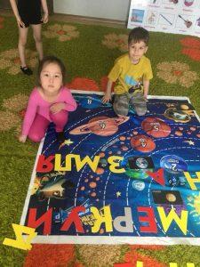 изучение планет для детей